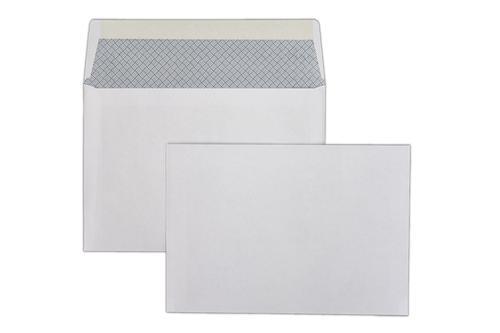 1M12 - 150x215mm 90gsm White Gummed Wallet 500 Pack