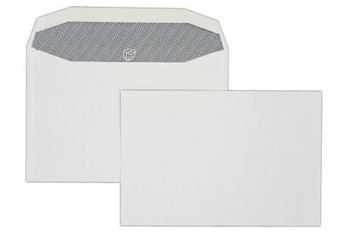 C5x 162x240mm Autofast White 90gsm Opaqued Gummed Wallet 500 Pack