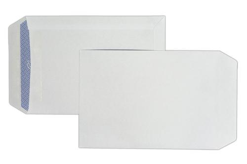 C5 229x162mm Hawk White 90gsm Opaqued Self Seal Pocket 500 Pack