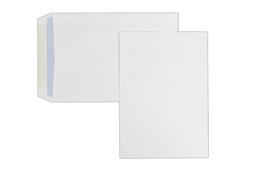 C4 324x229mm Kestrel White 100gsm Opaqued Gummed Pocket 250 Pack
