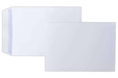 353x250mm 110gsm White Peel & Seal Pocket