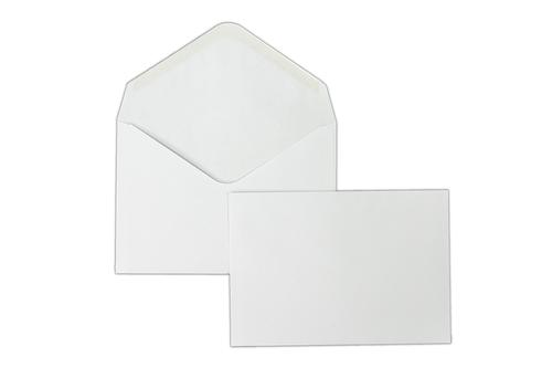 1J19 - 137x197mm 90gsm White Gummed Wallet 500 Pack