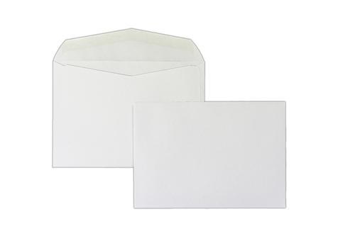 C6 114x162mm Kestrel White 100gsm Gummed Greeting Card Wallet 1000 Pack