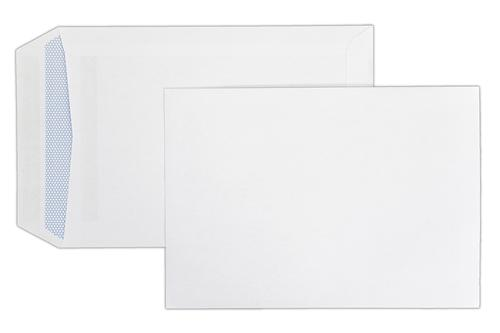 Envelopes C5 white self seal 100g