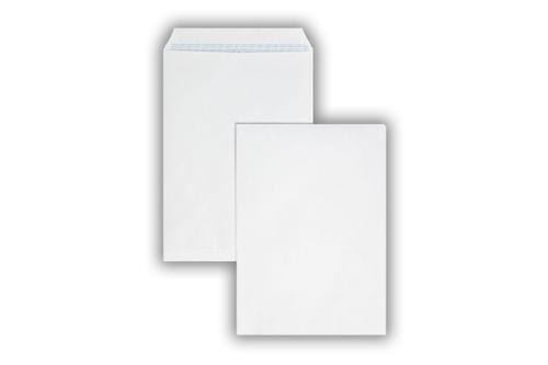 EC1289GPS 324x229mm 100gsm White Peel & Seal Pocket 250 Pack