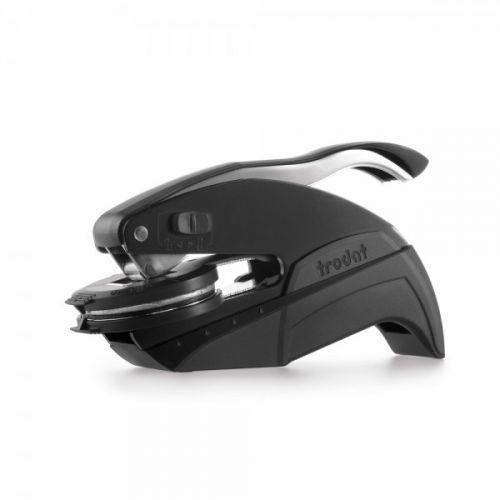 Trodat Ideal Seal Embossing Press - 41 mm  Dia - Custom Design