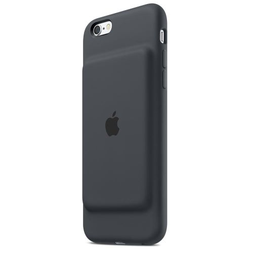 Apple Smart Battery Case (Charcoal Grey) for iPhone 6/6s