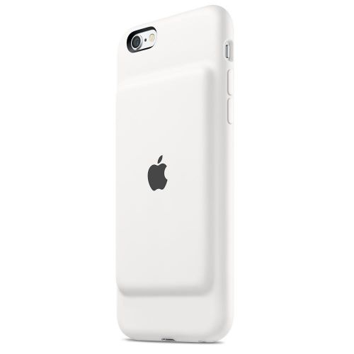 Apple Smart Battery Case (White) for iPhone 6/6s