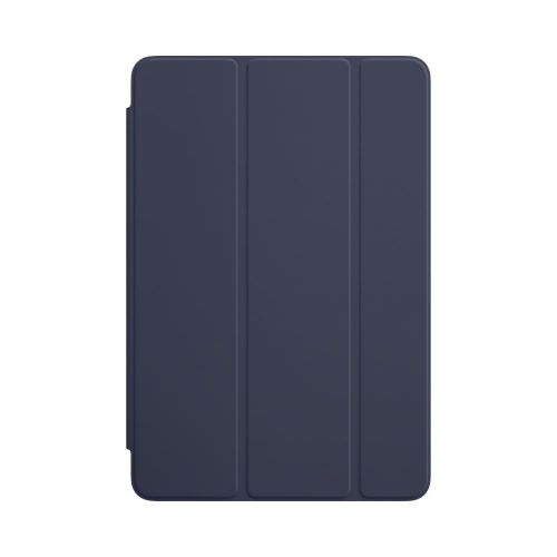 Apple Polyurethane Smart Cover (Midnight Blue) for iPad Mini 4
