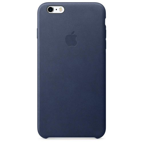 Apple Leather Case (Midnight Blue) for iPhone 6s Plus