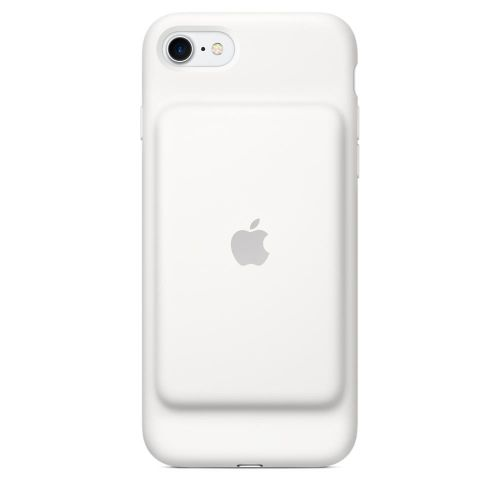 Apple Smart Battery Case (White) for iPhone 7