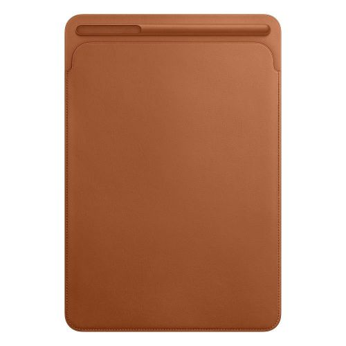Apple Leather Sleeve (Saddle Brown) for 10.5 inch iPad Pro