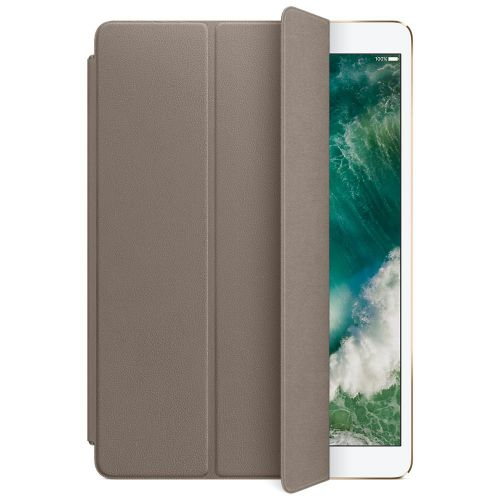 Apple Leather Smart Cover (Taupe) for 10.5 inch iPad Pro