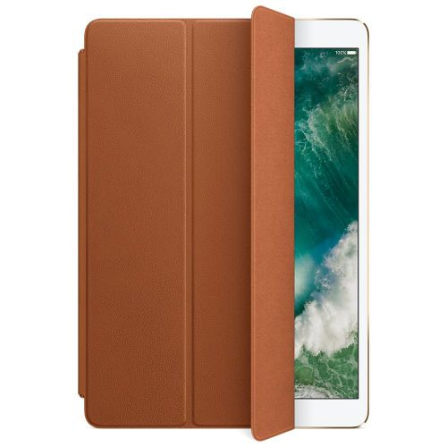 Apple Leather Smart Cover (Saddle Brown) for 10.5 inch iPad Pro