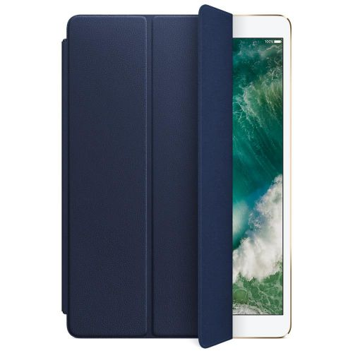 Apple Leather Smart Cover (Midnight Blue) for 10.5 inch iPad Pro