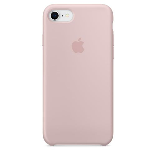 Apple Silicone Case (Pink Sand) for iPhone 7/8