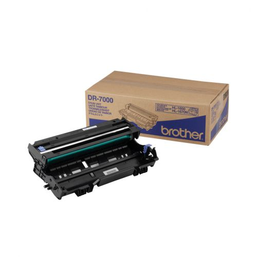Brother Laser Drum Unit (Yield 20,000 Pages) Black