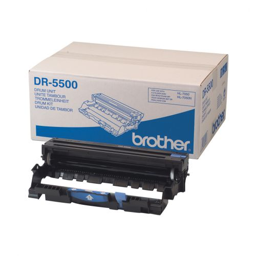 Brother DR-5500 Drum Unit (Yield 40,000 Pages)