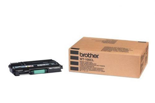 Brother WT-100CL (20,000 Page Yield) Waste Toner Unit