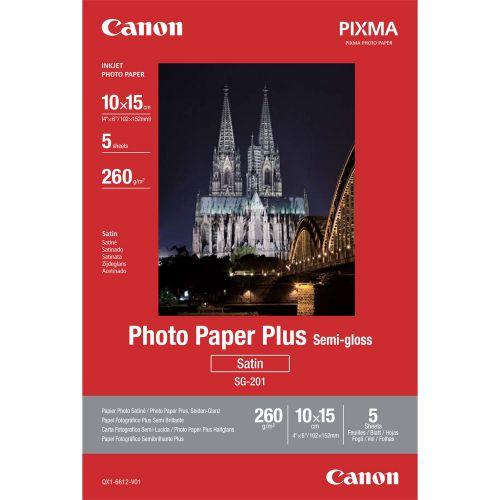 Canon SG-201 10X15 5 Sheets BJ Media