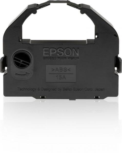 Epson Black Fabric Ribbon