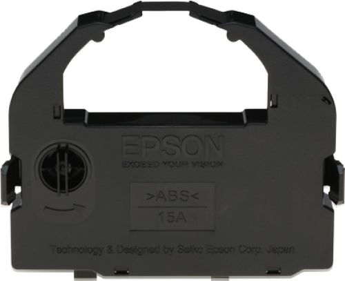 Epson S015262 (2,000,000 Characters) Black Nylon Ink Ribbon Cartridge