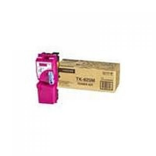 Kyocera TK-820M Magenta (Yield 7,000 Pages) Toner Cartridge for FS-C8100DN Colour Printers