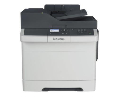 Lexmark CX310n Colour Laser Multifunction Printer (Print/Copy/Scan) 512MB (2.4 inch) Colour LCD Display 23ppm (Mono) 23ppm (Colour)