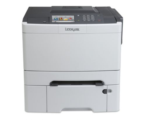 Lexmark CS510dte Colour Laser Printer 512MB (4.3 inch) Colour Touch Screen Display 30ppm (Mono) 30ppm (Colour)