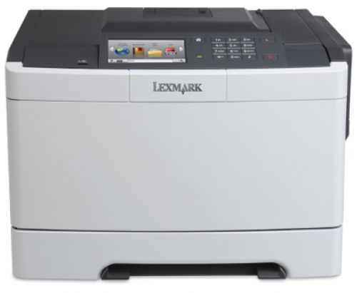 Lexmark CS517de (A4) Colour Laser Printer (Duplex) 512MB 4.3 inch Colour Touchscreen 30ppm 85,000 (MDC)