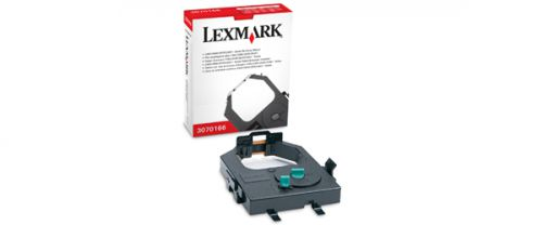 Lexmark 3070166 (4,000,000 Characters) Black Ink Ribbon Cartridge