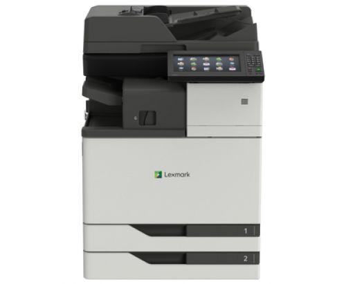 Lexmark CX922de (A3) Colour Laser Multifunction Printer (Print/Copy/Scan/Fax) 2048MB 10 inch Colour Touch Screen 45ppm 225,000 (MDC)