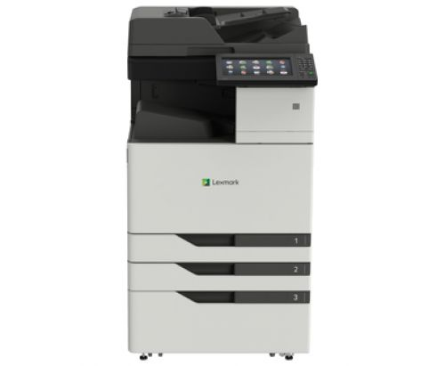 Lexmark CX923dxe (A3) Colour Laser Multifunction Printer (Print/Copy/Scan/Fax) 2048MB 10 inch Colour Touch Screen 55ppm 250,000 (MDC)