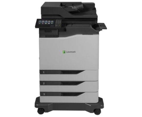 Lexmark CX820dtfe (A4) Colour Laser Multifunction Printer (Print/Copy/Scan/Fax) 2048MB (7 inch) Colour Touchscreen 50ppm (Mono) 50ppm (Colour) 200,000