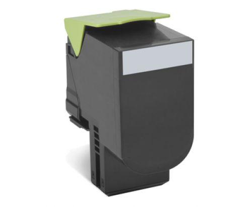 Lexmark Return Program 702HK (High Yield: 4,000 Pages) Black Toner Cartridge