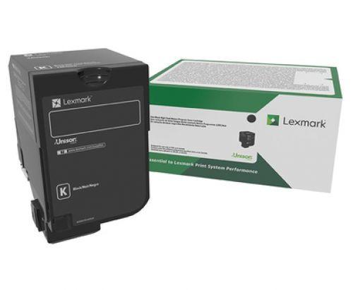 Lexmark (Yield: 20,000 Pages) Black Toner Cartridge