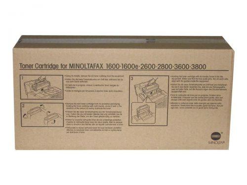 Konica Minolta MF1600 Black Toner Cartridge