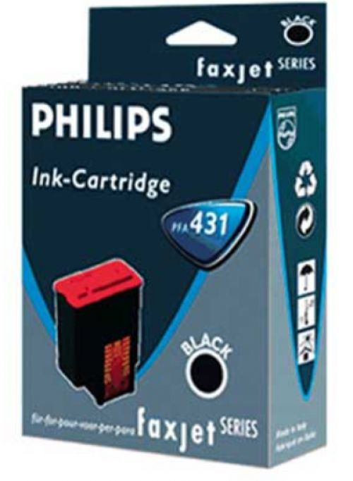 Philips PFA431 Black Ink Cartridge
