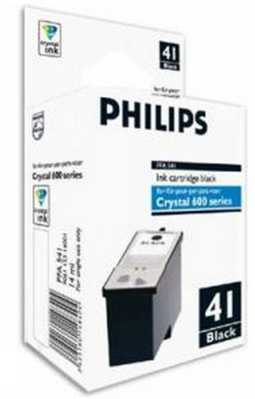 Philips PFA541 Black Ink Cartridge