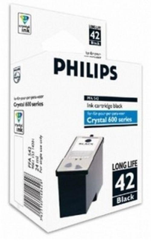 Philips PFA542 Black Ink Cartridge