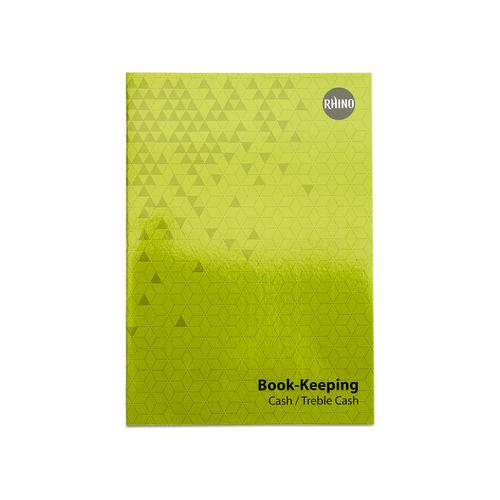 Book Keeping Printed A4 32 Page TCF8 BKC 3P