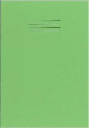 Book Keeping Book A4 Light Green 48 page BK7CF8 D09011 3P
