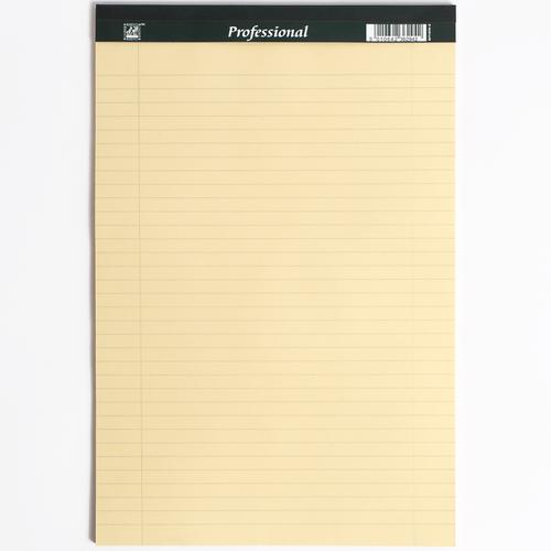 RHINO A4 Perforated Legal Pad 50 Leaf, F8M (Pack 10)
