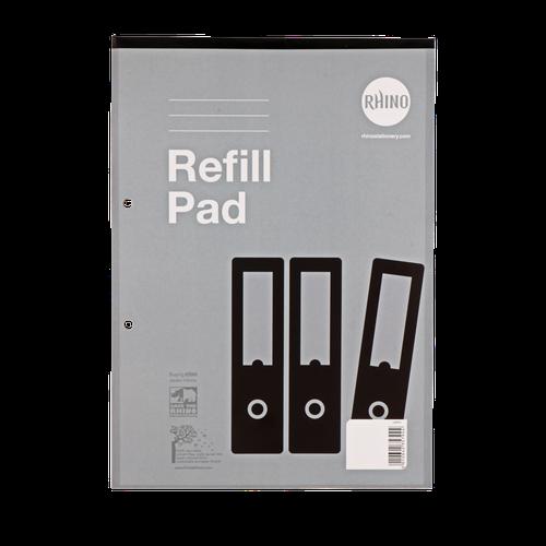 RHINO A4 Refill Pad 80 Leaf, B (Pack 10)