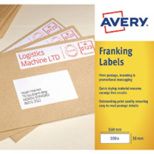 Franking Machine Supplies