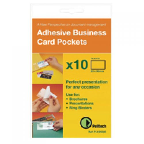 Self Adhesive Pockets