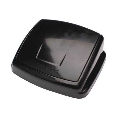 2Work 50L Swing Bin Top Only Black 50llid