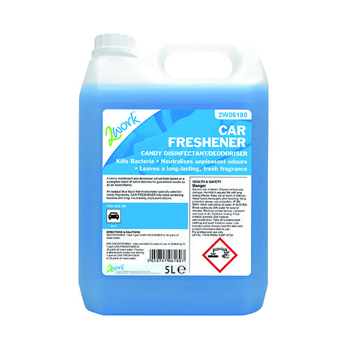 2Work Car Freshener Sweet Candy 5L 223