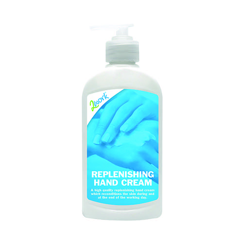 2Work Replenishing Hand Cream 300ml (Pack Of 6) 434
