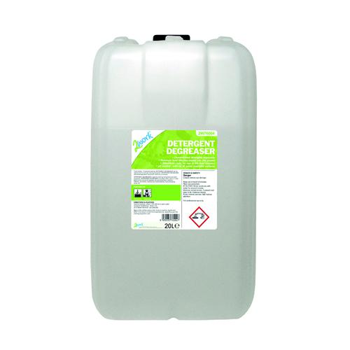 2Work Detergent Degreaser Concentrate 20 Litre Bulk Bottle 404